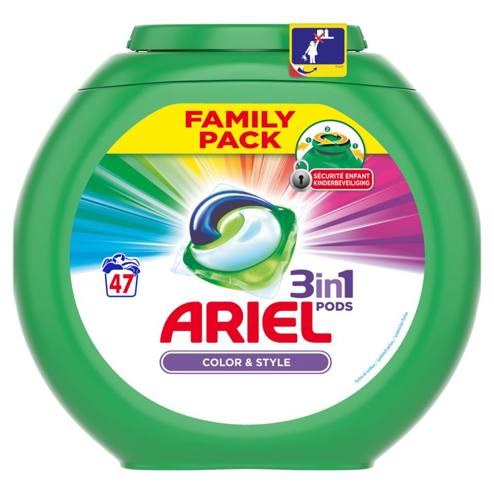 Family Pack Ariel pods